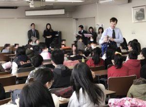 英語・英会話教室面接試験